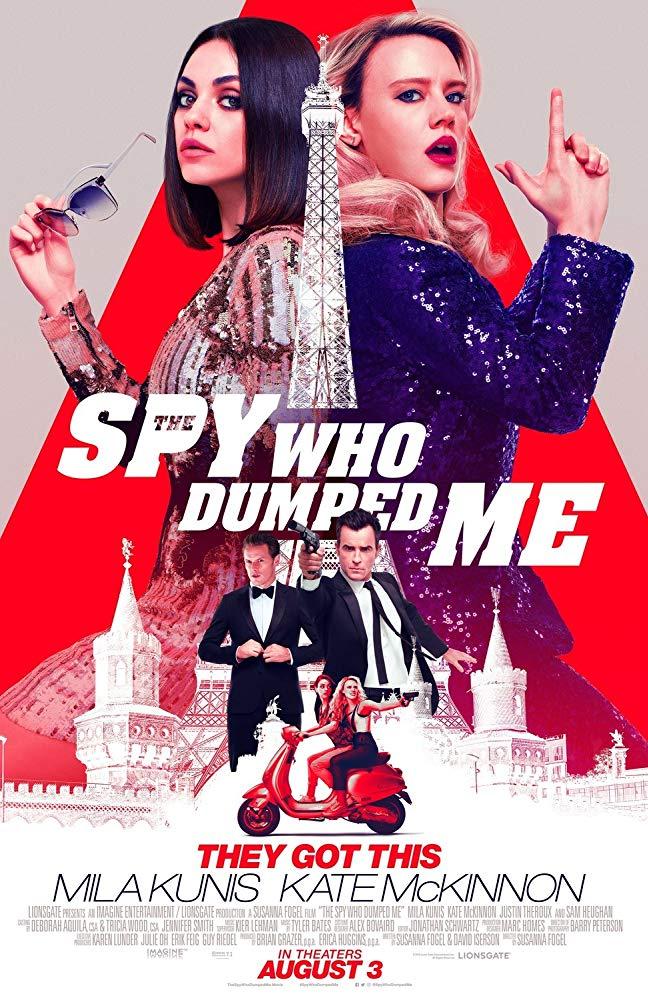 The Spy Who Dumped Me 2018 KORSUB HDrip XviD-AVID