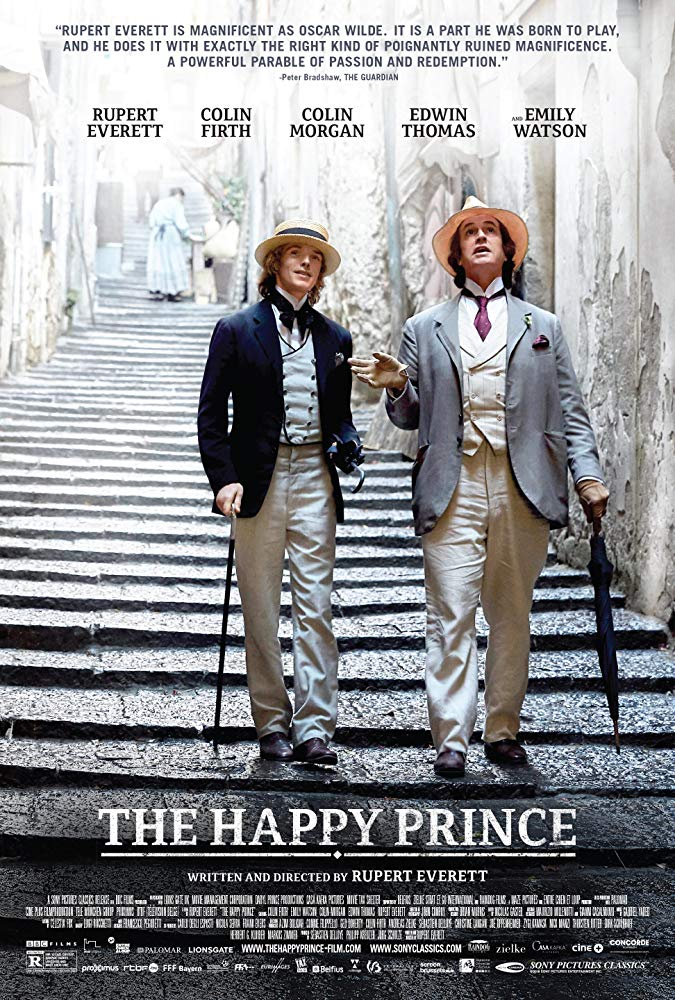 The Happy Prince 2018 BRRip AC3 X264-CMRG
