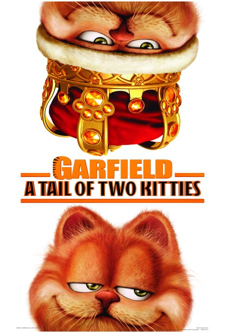 Garfield 2 A Tail of Two Kitties 2006 1080p BluRay H264 AAC-RARBG