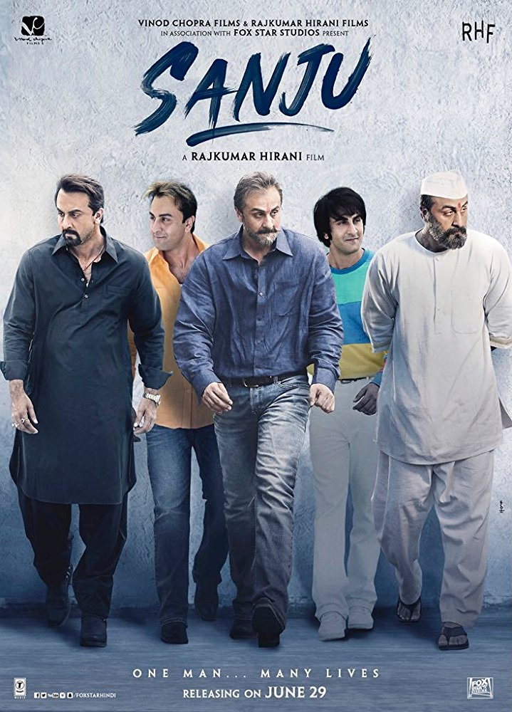 Sanju 2018 Hindi 720p NF WEB-DL x264 ESub [MW]