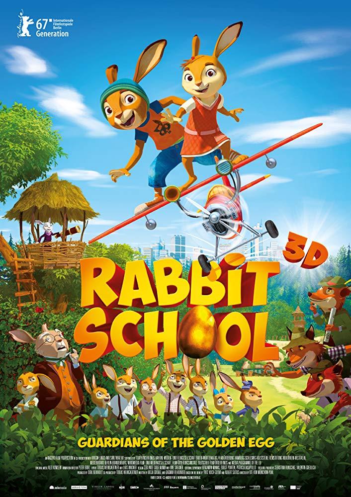 Rabbit School Guardians of the Golden Egg 2018 1080p WEB-DL H264 AC3-EVO