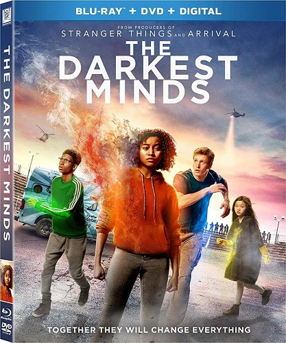 Darkest Minds (2018) 720p BRRip X264 AC3-EVO