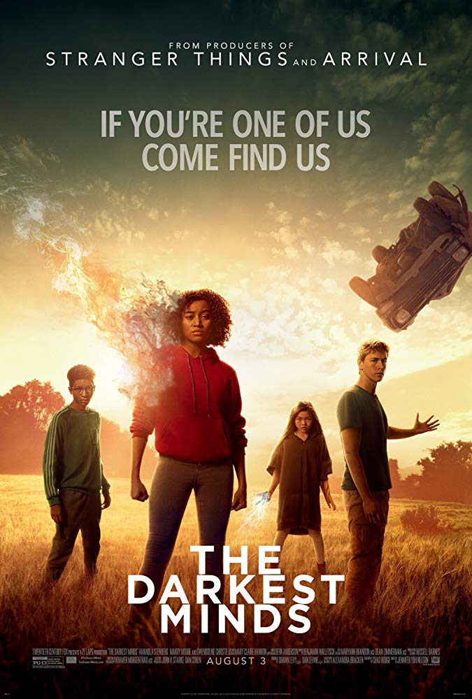 The Darkest Minds 2018 BRRip AC3 X264-CMRG