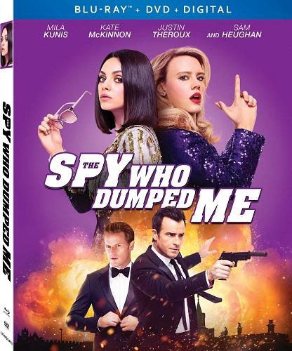 The Spy Who Dumped Me (2018) 720p HC HDRip x264 950MB - MkvHub