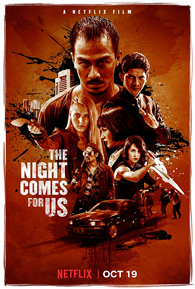 The Night Comes For Us 2018 1080p WEBRip x264 MSub MW