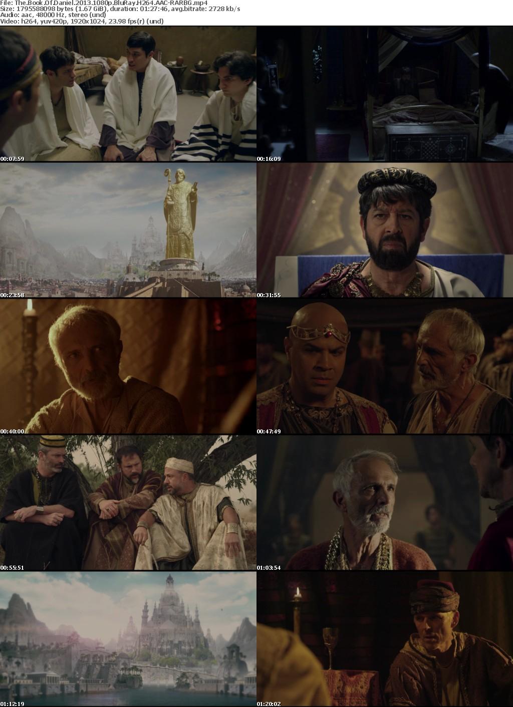 The Book Of Daniel (2013) 1080p BluRay H264 AAC-RARBG