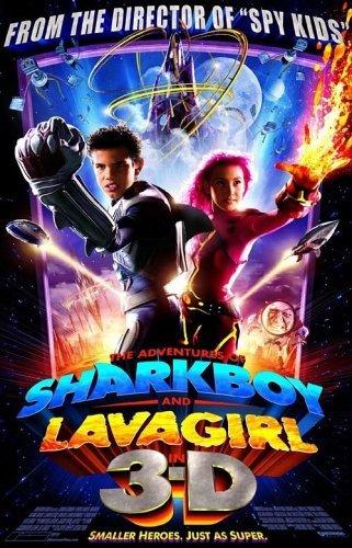 The Adventures of Sharkboy and Lavagirl 2005 720p BluRay H264 AAC-RARBG