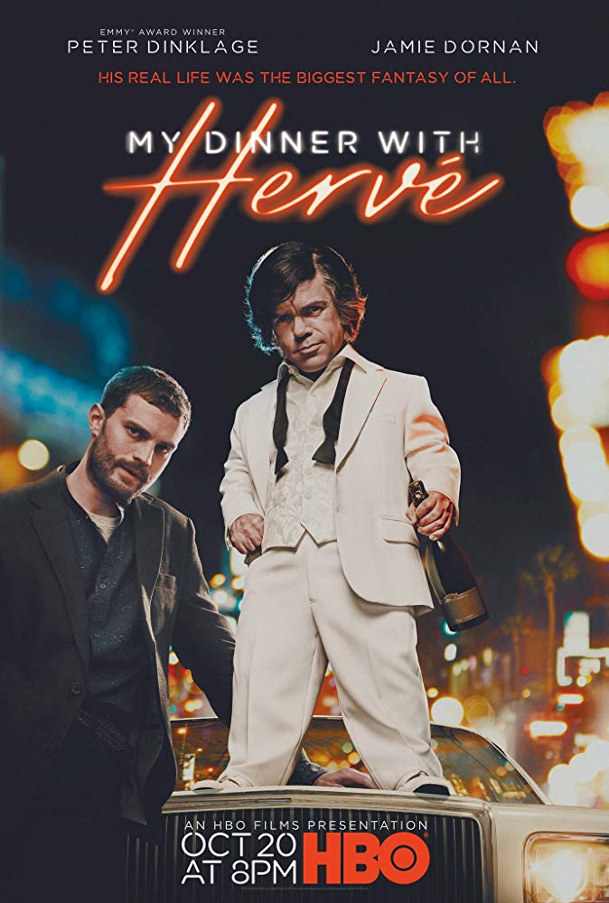 My Dinner with Herve 2018 WEBRip XviD MP3-FGT