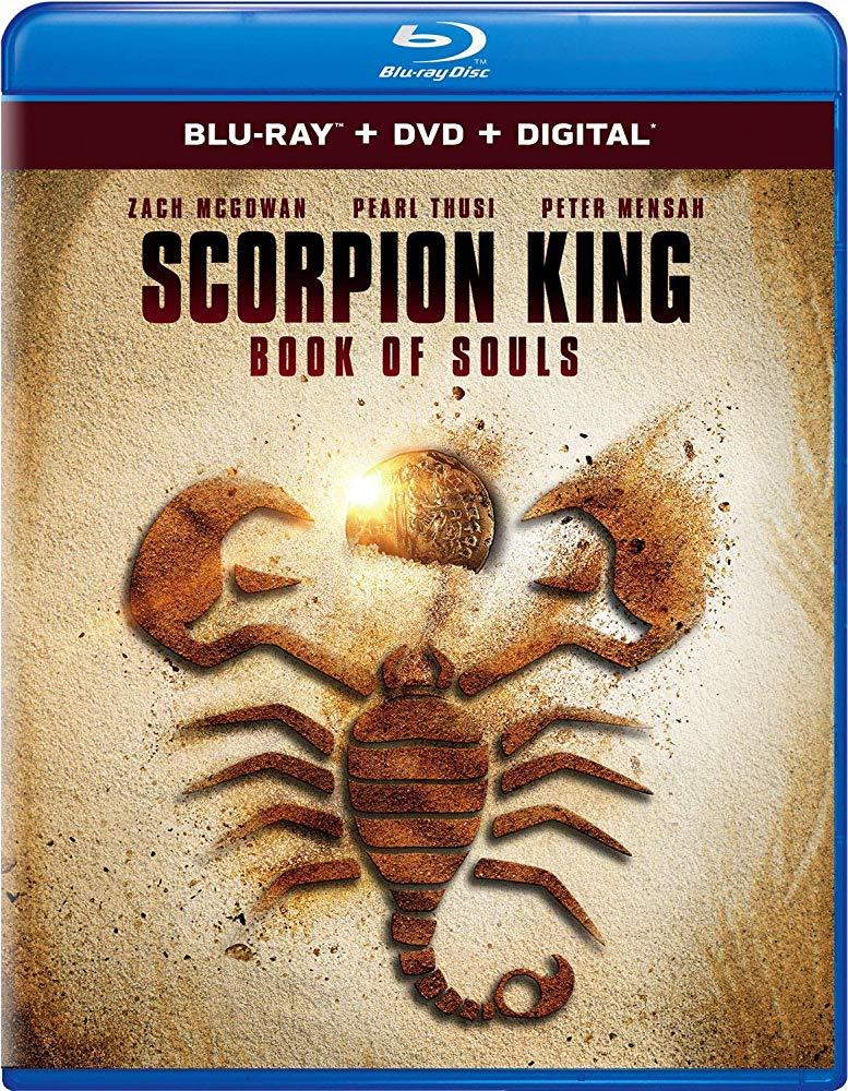 The Scorpion King Book of Souls 2018 HDRip AC3 X264-CMRG