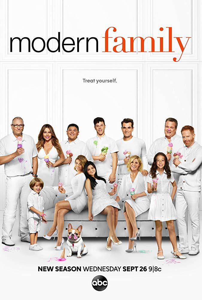 Modern Family S10E05 HDTV x264-KILLERS