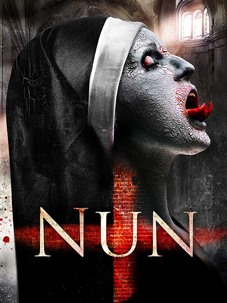 Nun (2017) HDRip XviD AC3-EVO