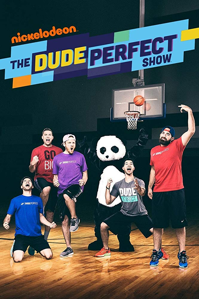 The Dude Perfect Show S02E18 Cobys Parade Brain vs Brawn WEB x264-KOMPOST