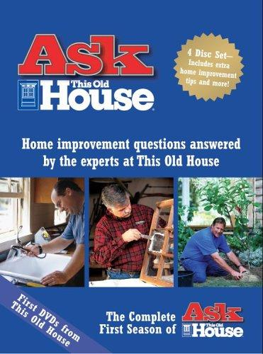 Ask This Old House S17E04 Garage Heat DIY Security System HDTV x264-W4F