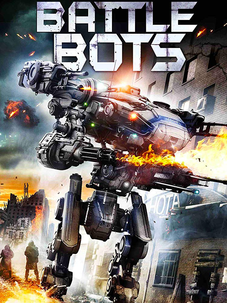 Battle Bots (2018) [WEBRip] [720p] YIFY