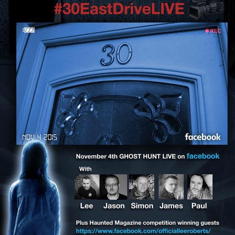Haunted Live S01E08 Athenaeum Rectory iNTERNAL 720p HDTV h264-DHD
