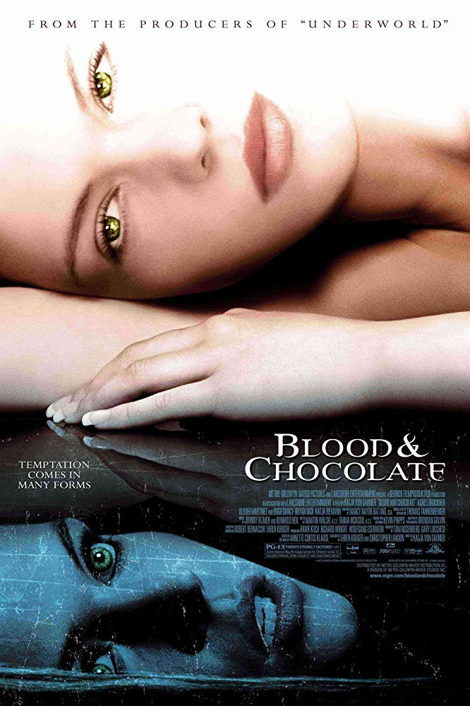 Blood and Chocolate 2007 BRRip XviD MP3-XVID