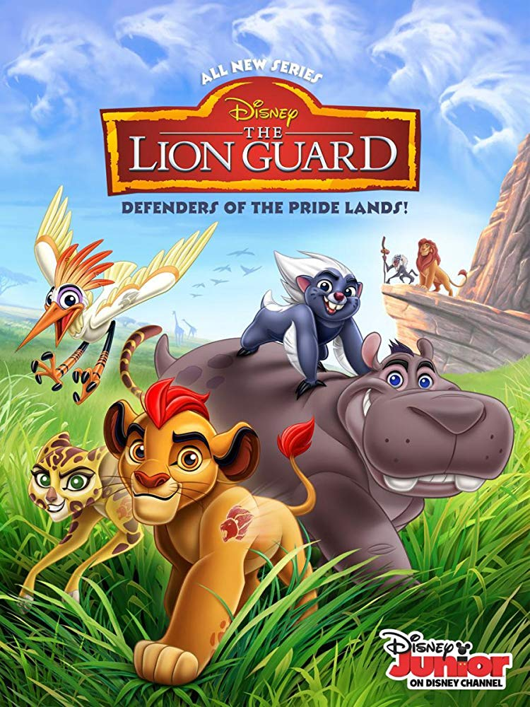 The Lion Guard S02E25 Beshte and the Beast WEB-DL AAC2 0 H 264-LAZY