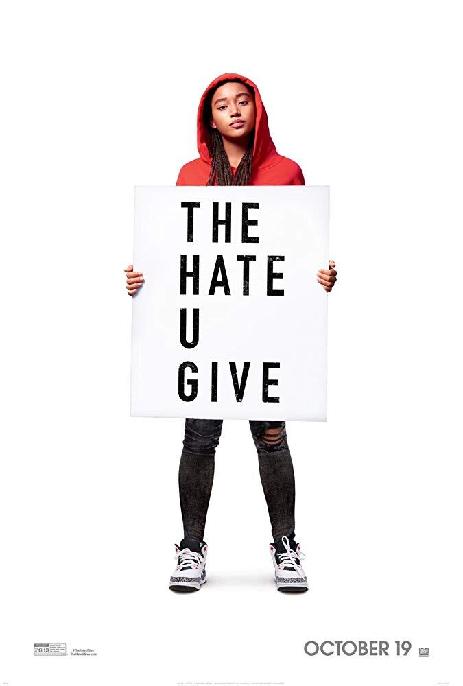 The Hate U Give 2018 720p HC HDRip X264 AC3 LLG