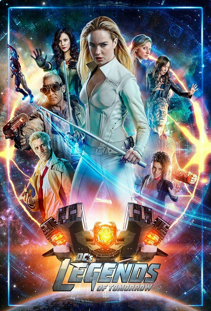 DCs Legends of Tomorrow S04E03 720p HDTV x265-MiNX