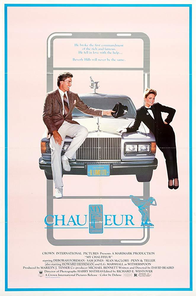 My Chauffeur 1986 720p BluRay x264 x0r