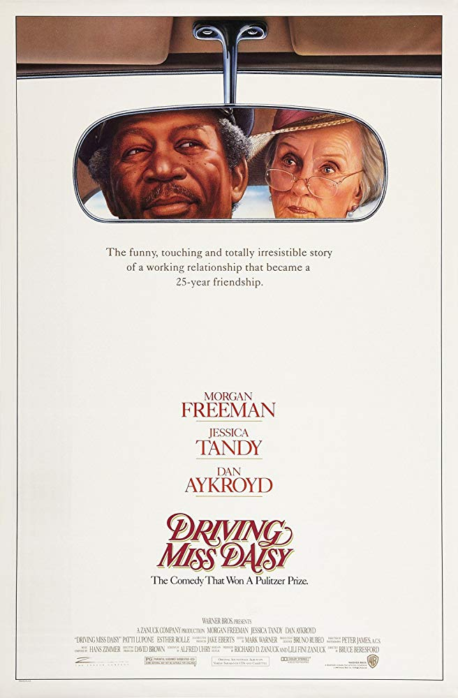 Driving Miss Daisy 1989 REMASTERED 1080p BluRay x264-SiNNERS