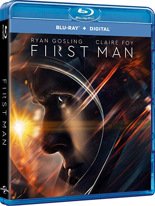 First Man (2018) 720p BRRip X264 AC3-EVO
