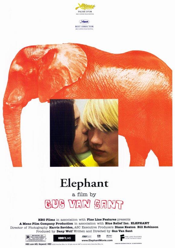 Elephant 2003 BRRip XviD MP3-XVID