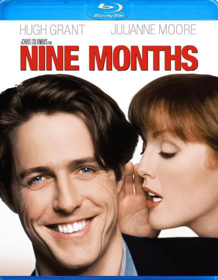 Nine Months (1995) 1080p BluRay x264-YIFY