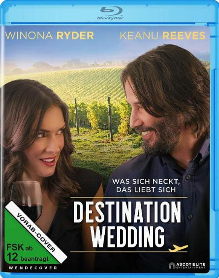 Destination Wedding (2018) WEB-DL x264-FGT