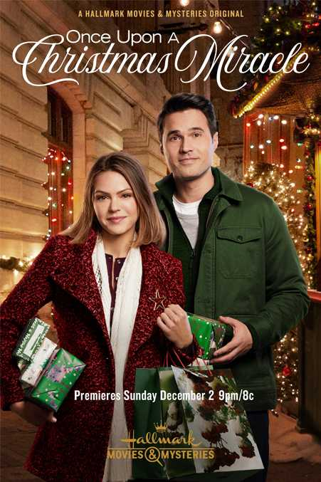 Once Upon a Christmas Miracle Hallmark (2018) HDTV x264 - SHADOW