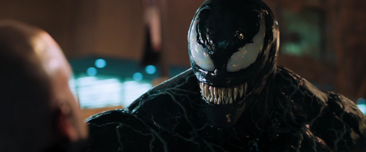 Venom 2018 720p BluRay x264-NeZu
