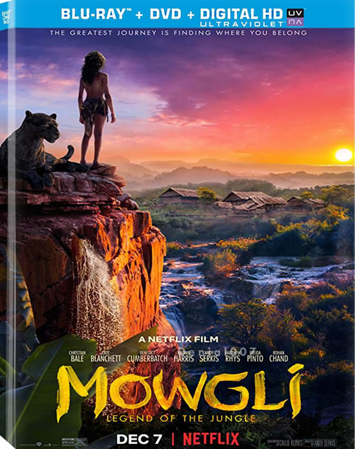 Mowgli Legend of the Jungle (2018) 1080p NF WEB-DL DDP5.1 x265 HEVC-CMRG