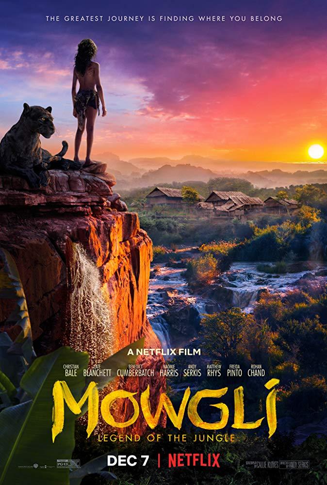Mowgli Legend of the Jungle 2018 1080p NF WEBRip DDP5 1 Atmos x264-NTG