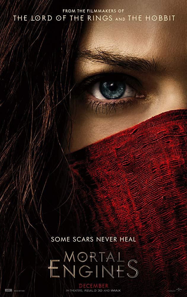 Mortal Engines 2018 Movies HD Cam x264 Clean Audio New Source with Sample