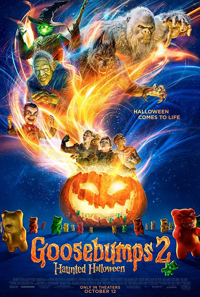 Goosebumps 2 Haunted Halloween 2018 WEB-DL x264-FGT