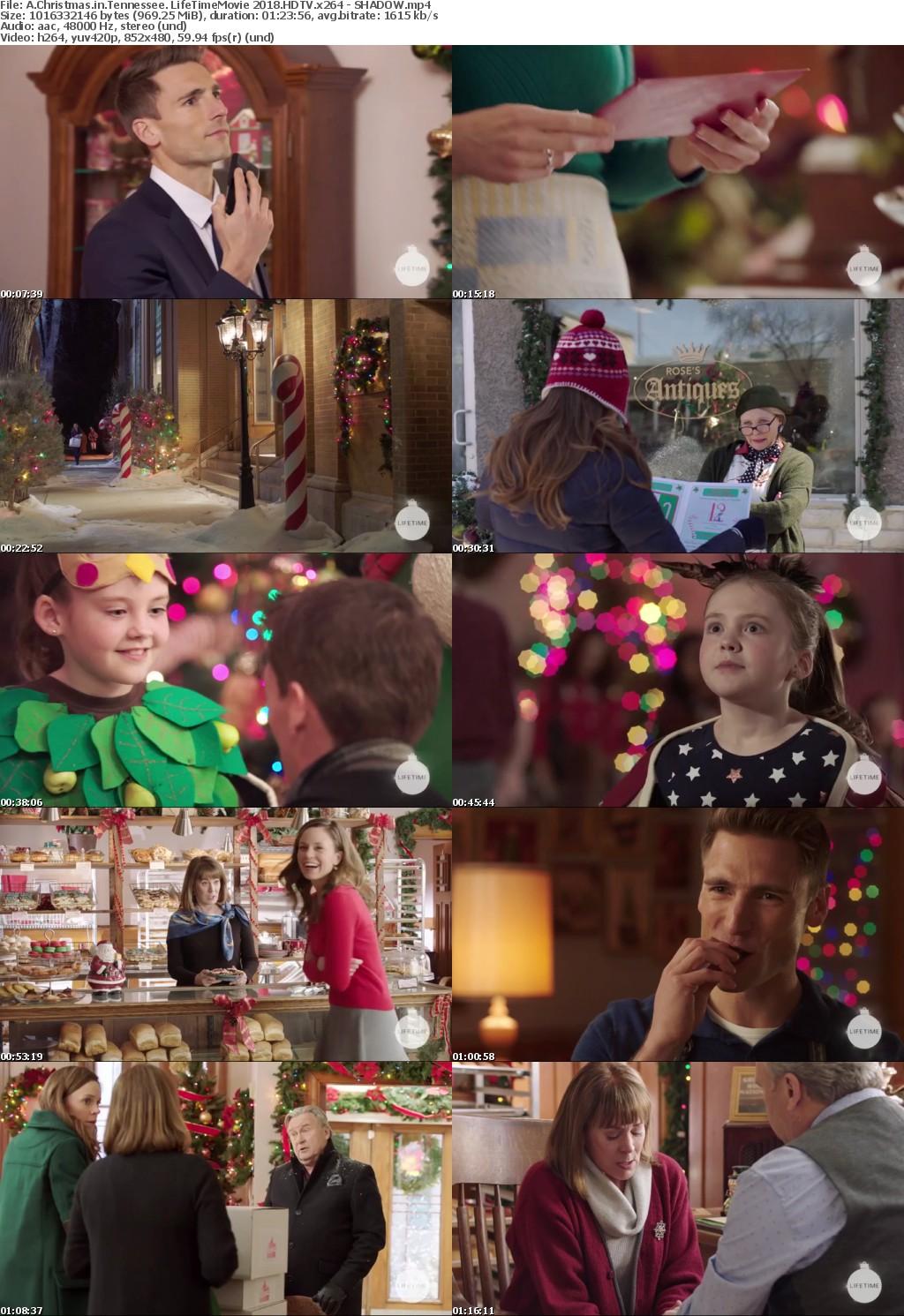 A Christmas in Tennessee LifeTimeMovie (2018) HDTV x264 - SHADOW