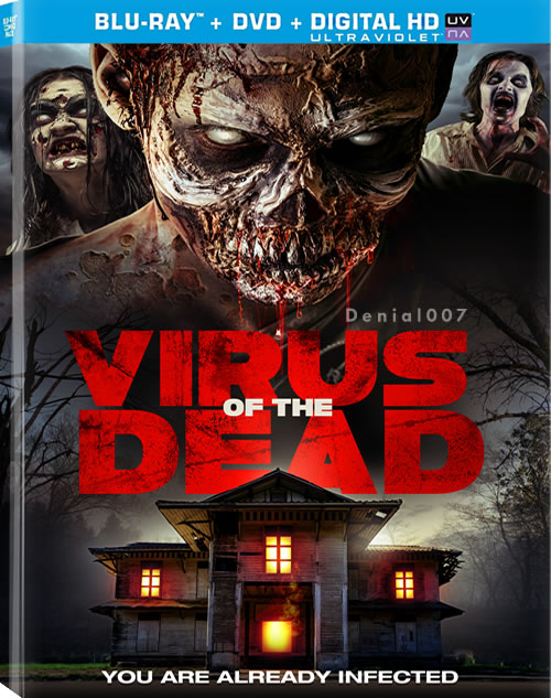 Virus of the Dead (2018) HDRip XviD AC3-EVO