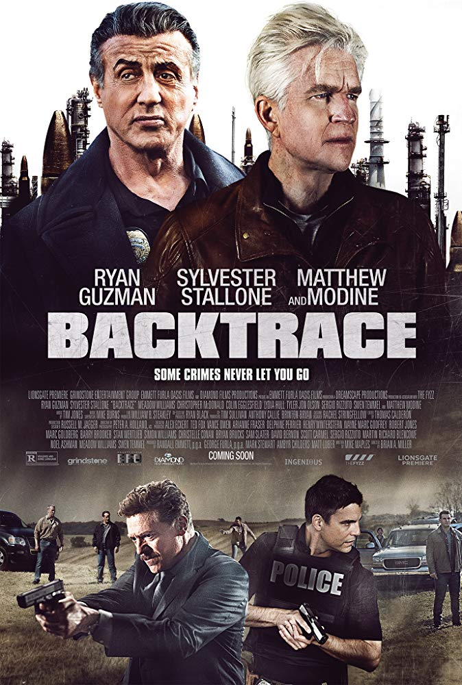 Backtrace 2018 [WEBRip] [720p] YIFY