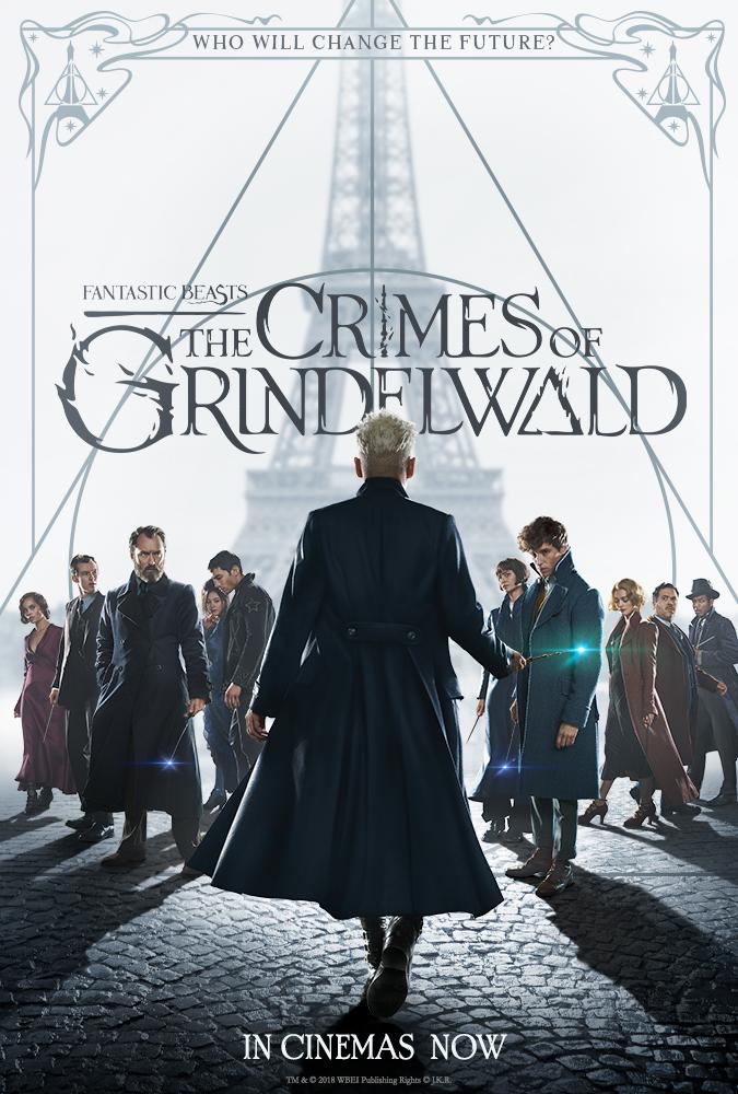 Fantastic Beasts The Crimes of Grindelwald 2018 1080p HDRip HC AC3 X264-CMRG