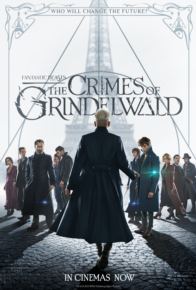 Fantastic Beasts The Crimes of Grindelwald 2018 KORSUB HDRip XviD MP3-STUTTERSHIT