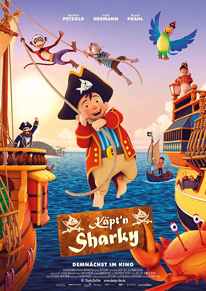 Captn Sharky 2018 HDRip XviD AC3-EVO[TGx]