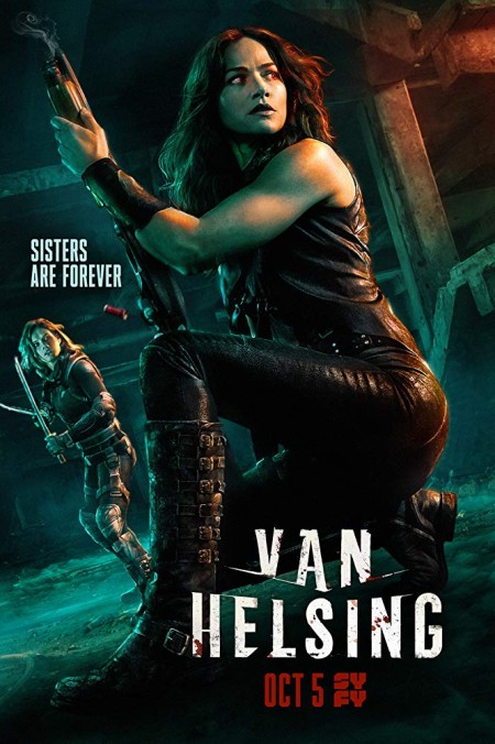 Van Helsing S03E11 Been Away 720p HDTV x264-CRiMSON
