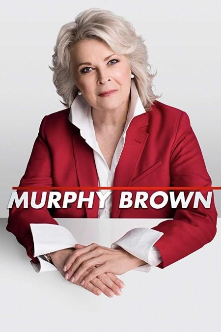Murphy Brown S11E12 AWOL 720p AMZN WEB-DL DDP5 1 H 264-NTb