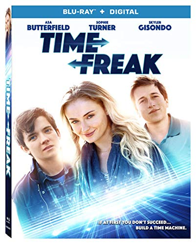 Time Freak (2018) BDRip XviD AC3-EVO