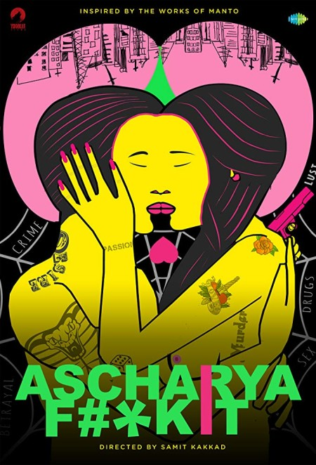 Ascharya Fuck It (2018) Hindi 1080p WEB-DL DD 5.1 x264 ESub MW