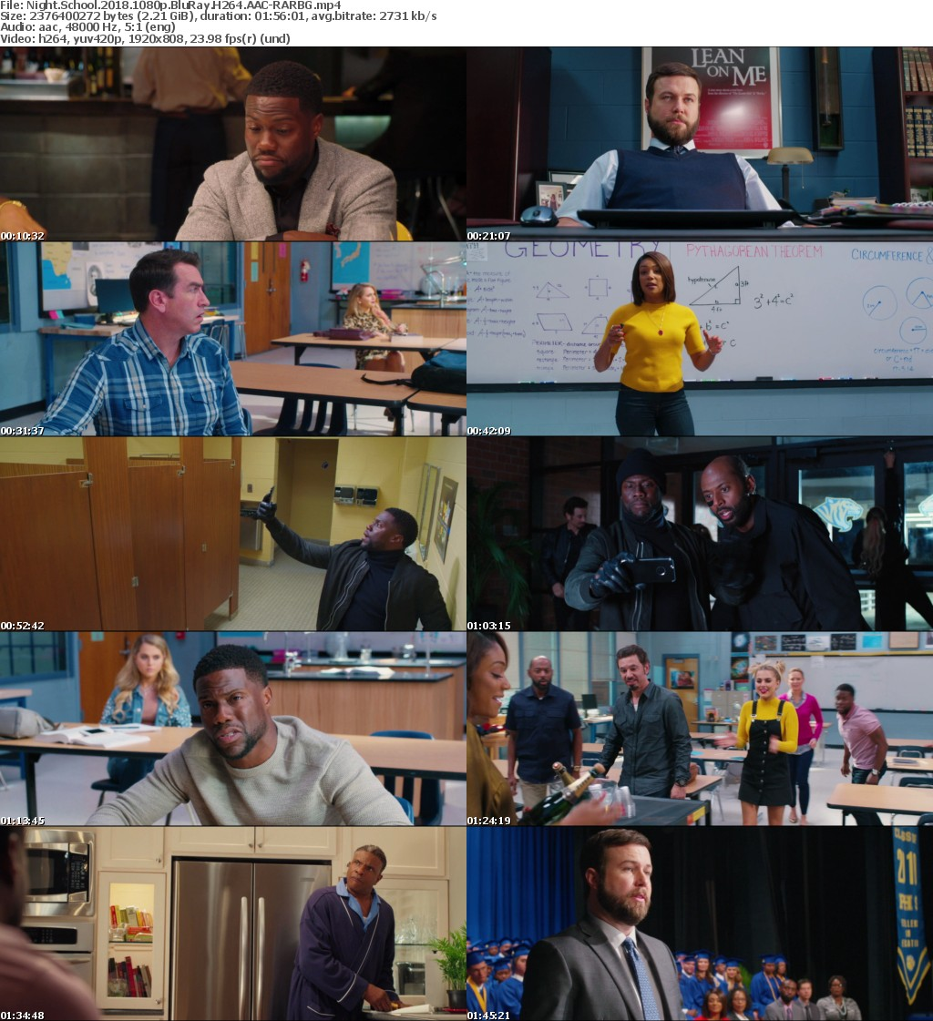 Night School (2018) 1080p BluRay H264 AAC-RARBG