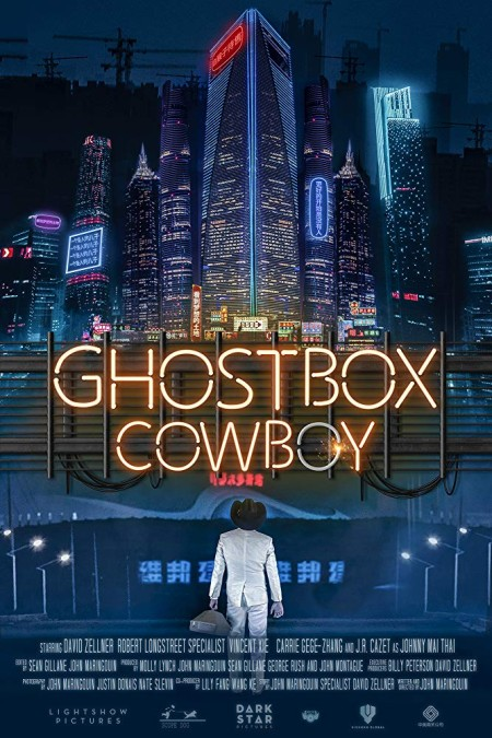 Ghostbox Cowboy 2018 HDRip AC3 X264-CMRG