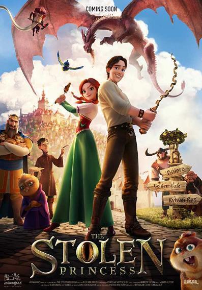 The Stolen Princess (2018) 720p BluRay x264 AAC ESub Dual Audio Hindi English 835MB-CraZzyBoY