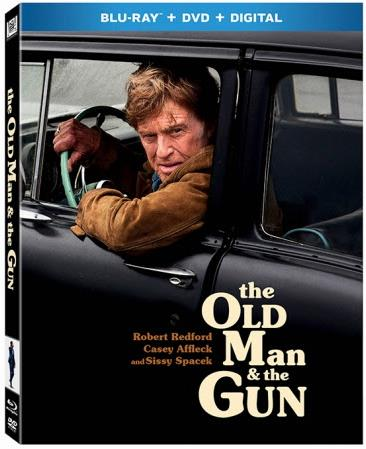 The Old Man and the Gun (2018) 720p HDRip X264 AC3  EVO