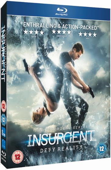 Insurgent (2015) 1080p BluRay H264 AAC-RARBG